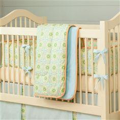 Bella Crib Bedding | Carousel Designs