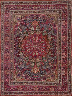 Persian Doroush rug, Matt Camron gallery
