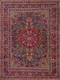 Persian Doroush rug, Matt Camron gallery