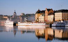 Круиз из Хельсинки в Стокгольм — две ночи на борту и, полный день в городе