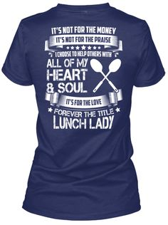 OMG YES!! http://teespring.com/20a5_g1_2769?fb=pin #lunch #lunchlady #Lunchladiesunite