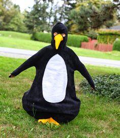 Free Penguin Costume Pattern