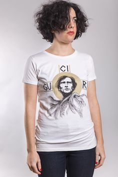 Artaud T-Shirt Woman White