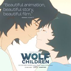 Wolf Children will be available on November 26th. http://wolfchildrenmovie.com