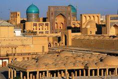 Paket Wisata Tour Muslim   Liburan Murah Mancanegara   Cheria Travel: Mengenal Lebih Jauh Wisata Warisan Dunia Bukhara