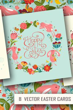 We've compiled a list with some of our most popular #Easter templates from @envato Elements to help you have a hoppy Easter season.