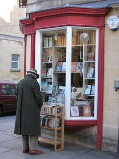 Bath Bookshop, Bath, England