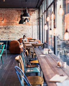 Love the industrial and rustic feel