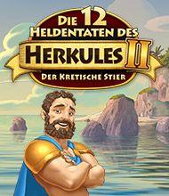 Jetzt das Klick-Management-Spiel Die 12 Heldentaten des Herkules 2: Der Kretische Stier kostenlos herunterladen und spielen!!