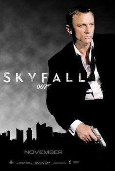 Check out Daniel Craig as James Bond Skyfall Movie Wallpaper Photos. More images and updates from skyfall on Rediff Pages James Bond Books, James Bond Movie Posters, Old Movie Posters, James Bond Movies, Film Posters, 2012 Movie, Movie Tv, Old Movies, Great Movies