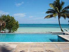 Ocean & infinity pool, Nassau & Paradise Island vacation