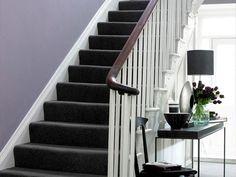 9 beste afbeeldingen van trappen bekleden met tapijt bannister