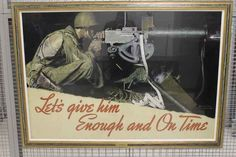 Including beautiful Norman Rockwell originals that the Army commissioned in the 1940s. | Inside The Army's Spectacular, Hidden Treasure Room