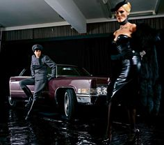Bryan Ferry & Amanda Lear