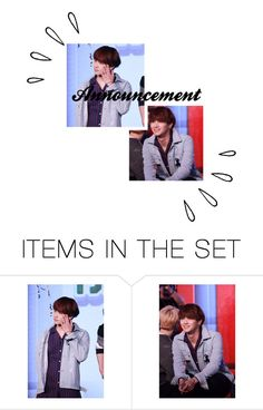 """~ ANNOUNCEMENT ~"" by unknownbtsfan ❤ liked on Polyvore featuring art and sorrynotsorry"