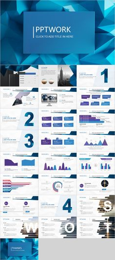 27+ Best Annual Charts PowerPoint template Report Design - Summary Report Template