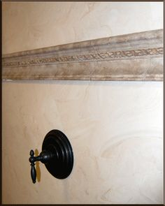inlay tile in cultured marble