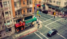 Tilt shift Blur tutorial in photoshop