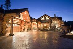 Mount Shasta Vacation Rental - VRBO 368778 - 4 BR Shasta Cascade Estate in CA, Majestic Retreat; Featured on Dest America's Epic Log Homes Program