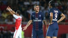 """Veratti's body language says it all.Frustrated with Cavani (who has been shit)—and Veratti was probably the one closest to Abrohimovic, after Maxwell. """"Former PSG player Jerome Rothen has said that the French champions """"needed"""" to replace previous talisman Zlatan Ibrahimovic this summer but have """"missed"""" their opportunity now the transfer window is shut."""" They're going to have to live with Cavani as striker for the next year. Rothen """"expects better"""" from """"misfiring"""" Cavani."""