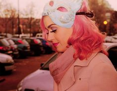 Katy Perry - Pink Hair - #KP3D