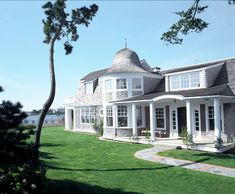 Shingle Style Home Architecture