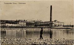 Tornavento - Centrale idroelettrica - Inizio '900