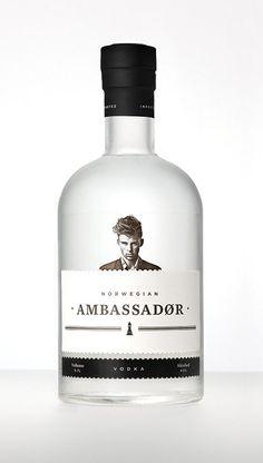 The Norwegian Ambassadør.