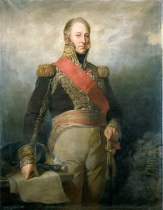 Marshal Édouard Adolphe Casimir Joseph Mortier (1768-1835) was a French general and Marshal of France under Napoleon.