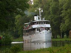Göta Kanal, Sweden
