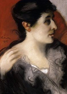 Female Portrait, Portrait Art, Avant Garde Artists, Impressionist Paintings, Art Paintings, Moving To Paris, Post Impressionism, Portraits, French Art