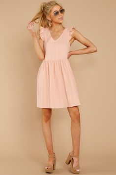 49611f90be 13 Awesome Pink Sundress images