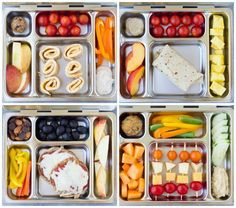 Two weeks of healthy school lunches for kids! These are the lunches that my kids LOVE, and they are easy to make (with some make ahead tips)! Healthy Packed Lunches, Cold Lunches, Healthy School Lunches, Lunch Snacks, Healthy Meals For Kids, Kids Meals, Healthy Snacks, Healthy Recipes, Kid Snacks