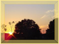 More of my sunsets & clouds in frames © Copyright Ethel GG Kent