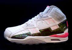 "Nike Air Trainer SC High PRM ""Hyper Punch"" - SneakerNews.com"