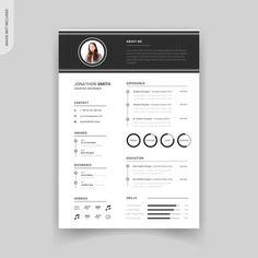 Rstech | Freepik Letterhead Template, Modern Resume Template, Web Banner, Banner Template, Header Design, Bar Set, Banner Design, My Images, Design Elements