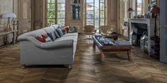 Kährs is a world-leading manufacturer of wood floors and vinyl floors which provides a complete flooring solutions for your home. Semarang, Vinyl Flooring, Lounge, Couch, Wood, Furniture, Home Decor, Chair, Airport Lounge