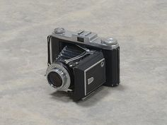 Vintage 1930's Zeiss Camera by PhantomHands on Etsy