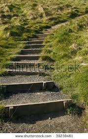 Hillside Garden On Pinterest Stone Steps Garden Steps