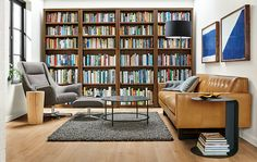 Great layout for den - Living - Room & Board