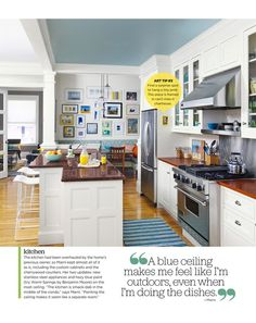 HGTV Magazine, May 2016, (page 126)