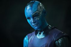 Guardians of the Galaxy mit Karen Gillan