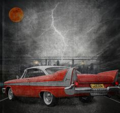 ' to for letting me use his amazing Plymouth Fury photo, since I could not find any stock here on DA of this . There Hath No Fury Like a Plymouth Scorned Stephen King Tattoos, Stephen King Movies, Plymouth Cars, Classic Horror Movies, Abandoned Cars, Movie Poster Art, American Muscle Cars, Halloween Horror, Car Wallpapers