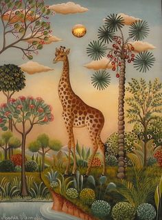 Different Kinds Of Flowers, Exotic Pets, Marie, Fairy Tales, Things To Come, Fantasy, Landscape, Wallpaper, Illustration