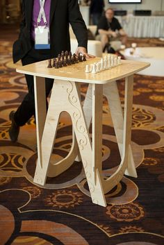 CNC Gaming Table