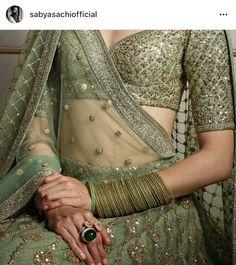 66 Ideas Sabyasachi Bridal Couture Gold For 2019 Indian Bridal Outfits, Indian Bridal Lehenga, Pakistani Bridal, Indian Dresses, Bridal Dresses, Weeding Dresses, Wedding Outfits, Bridal Bouquets, Wedding Gowns