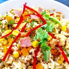 Asian Fried Rice... Enjoy!