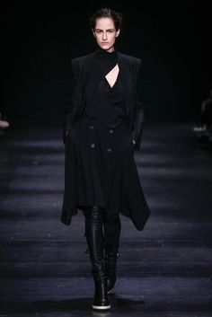 Ann Demeulemeester Fall 2014 Ready-to-Wear - Collection - Gallery - Style.com
