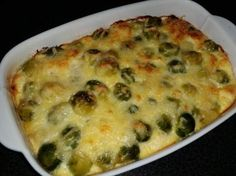 Recipe Fast Brussels sprouts casserole low carb from Hutzelpuck – recipe of the main course with meat category Dinner Recipes Easy Quick, Easy Appetizer Recipes, Healthy Low Carb Recipes, Healthy Dinner Recipes, Quiche, Low Carb Appetizers, Vegan Meal Prep, Vegan Thanksgiving, Paleo Dinner