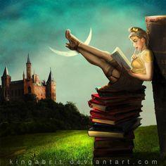 Moonrest by kingabrit